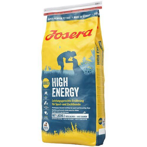 Josera 15kg High Energy Josera Hundefutter trocken