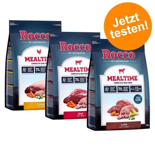Rocco 3kg Rocco Trockenfutter Probierpaket