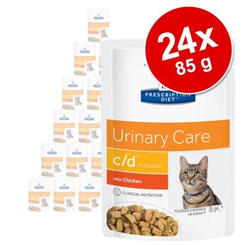 Hill's Prescription Diet 24 x 85g PD k/d Lachs Hill's Prescription Diet Katzenfutter nass
