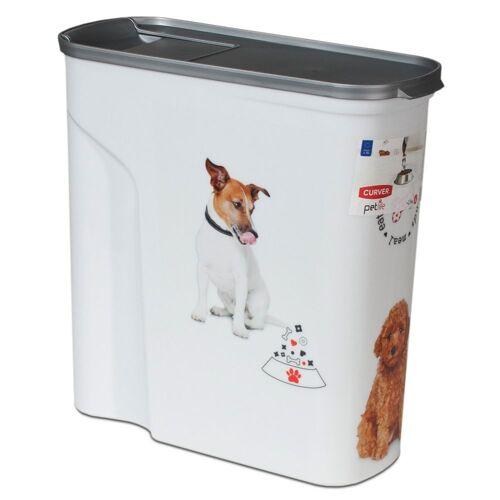 54 l Curver Trockenfutterbehälter bis 20 kg, Hund