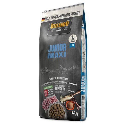 Belcando 2 x 12,5 kg Junior Maxi Welpenfutter BELCANDO Hundefutter trocken