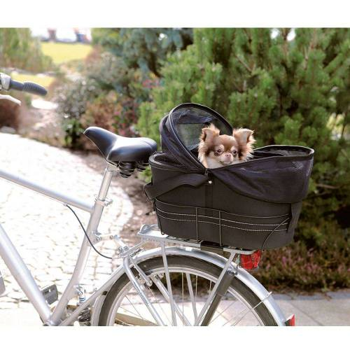 Trixie Fahrradtasche - L 42 x B 29 x H 48 cm