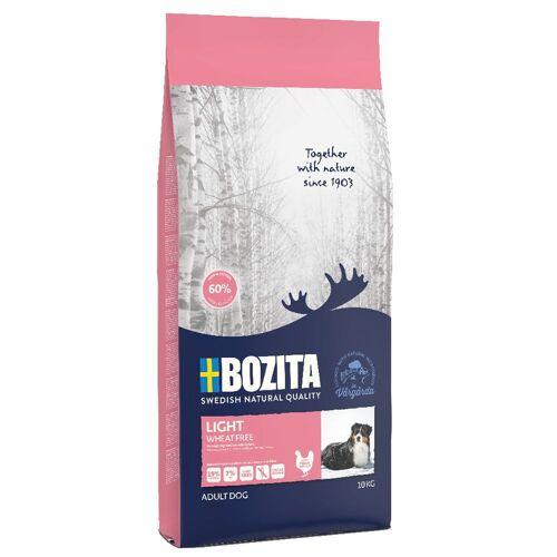 10kg Naturals Light Bozita Hundefutter trocken