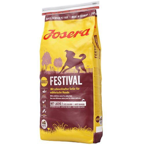 Josera 2 x 15kg Josera Festival Hundefutter trocken