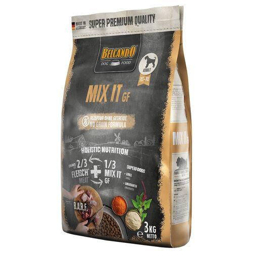 3 kg Belcando Mix It Grain-Free Hundefutter trocken