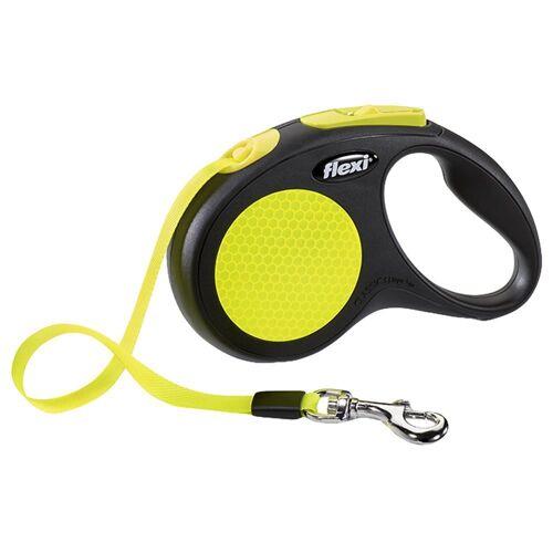 Flexi New Neon Hundeleine L bis 50 kg