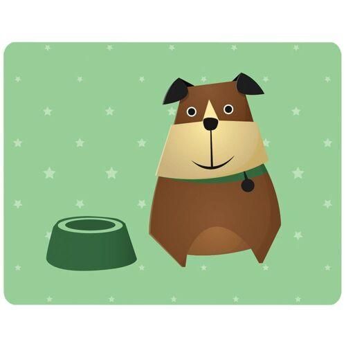 Napfunterlage Hund Spike - L 54 x B 42 cm