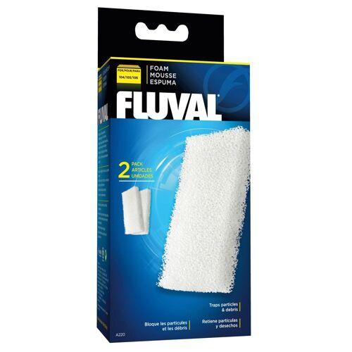 Fluval Schaumstoffpatronen - 2 Schaumstoffpatronen für 104/105