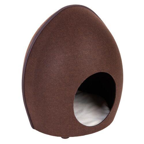 Katzenhöhle Egg-streme ca. L 38 x B 34 x H 43,5 cm Katze