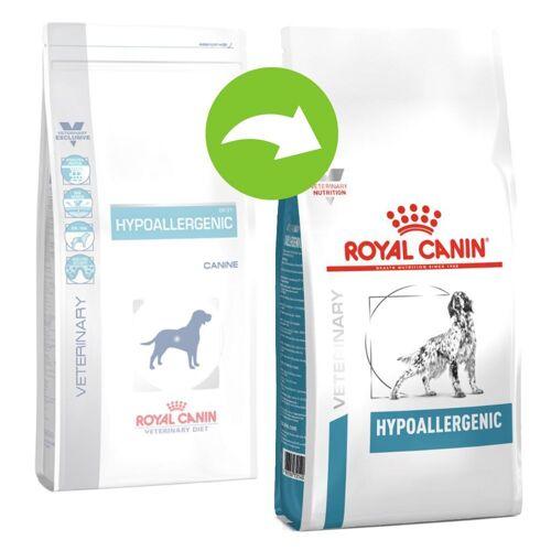 7kg Hypoallergenic DR 21 Royal Canin Veterinary Diet Hundefutter trocken