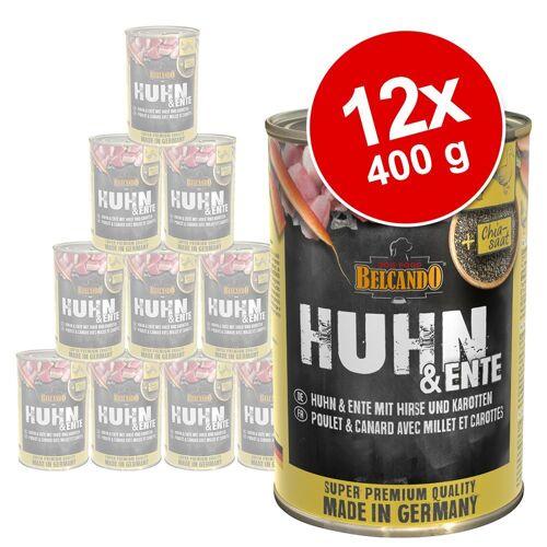 Belcando 12 x 400g Super Premium Mix 3 Sorten BELCANDO Hundefutter nass
