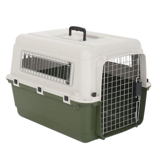 Faltbare Hundetransportbox Feria Größe L 60x90x68cm