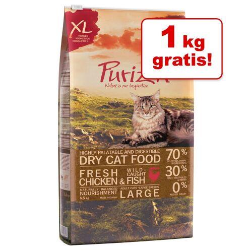 Purizon 6,5kg Lamm&Fisch  Purizon getreidefreies Trockenfutter