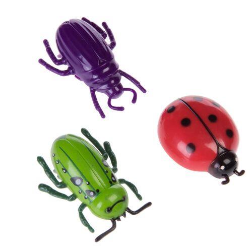 Katzenspielzeug Insekt - 3-teiliges Set