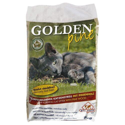 8 kg Golden Pine Katzenstreu