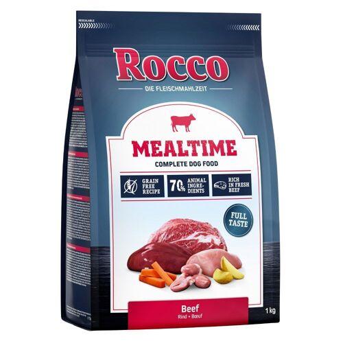 Rocco 12kg Rocco Mealtime Trockenfutter Rind