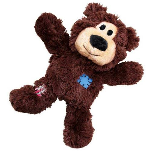 Kong Hundespielzeug Gr. S/M, L18 x B14 x H8cm