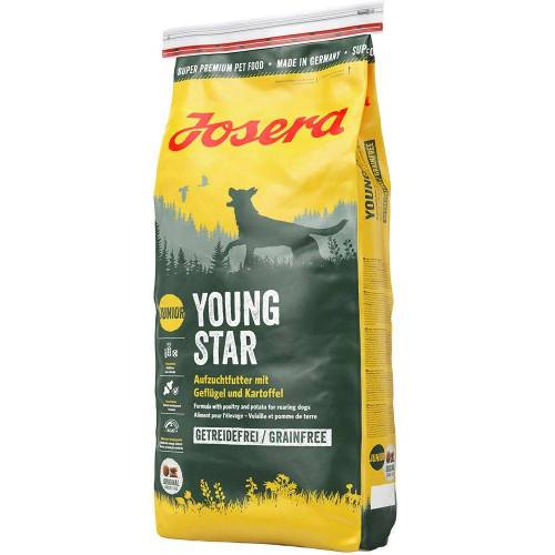 Josera 2 x 15kg Josera YoungStar Hundefutter trocken