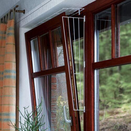 Trixie Katzen-Schutzgitter für Kippfenster H: 62,5 x B: 8 - 16cm