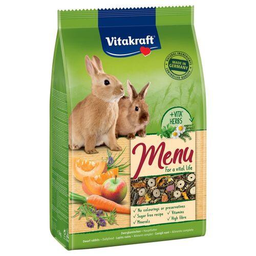 Vitakraft Menü Vital Zwergkaninchen - 2 x 5 kg