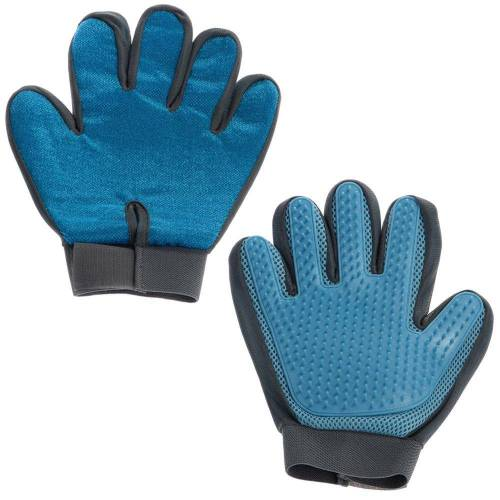 Fellpflege Handschuh Hund