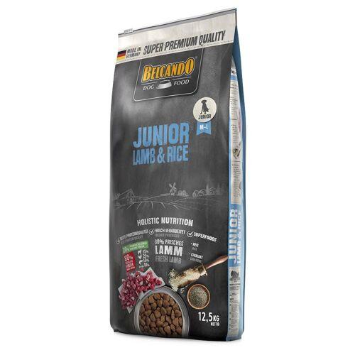 Belcando 2x12,5kg Junior Lamm & Reis Welpenfutter BELCANDO Hundefutter trocken
