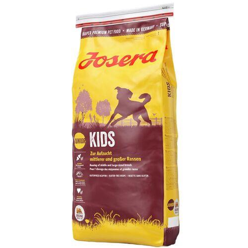 Josera 2 x 15kg Kids Josera Hundefutter trocken