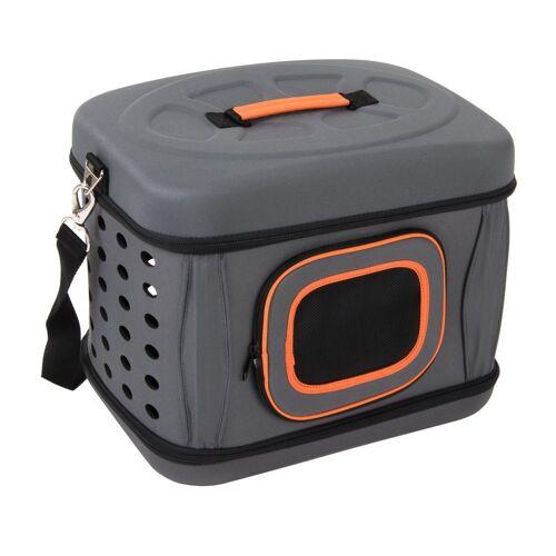 Faltbare Transporttasche für Hunde - L 42 x B 32 x H 30 cm