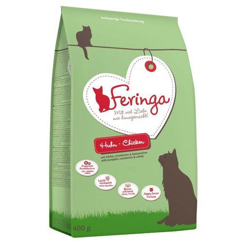 Feringa 2kg Senior Huhn Feringa Katzenfutter trocken