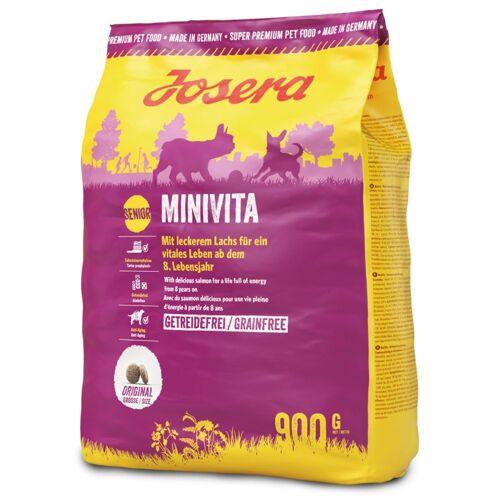Josera 4,5 kg (5 x 900 g) Minivita Josera Hundefutter trocken