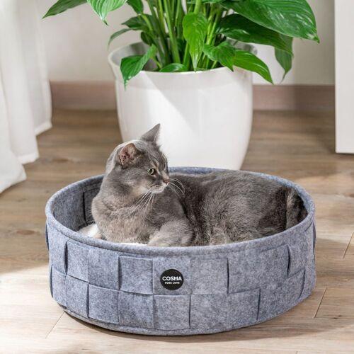 Cosma Katzenbett Ø 50 x H 15 cm