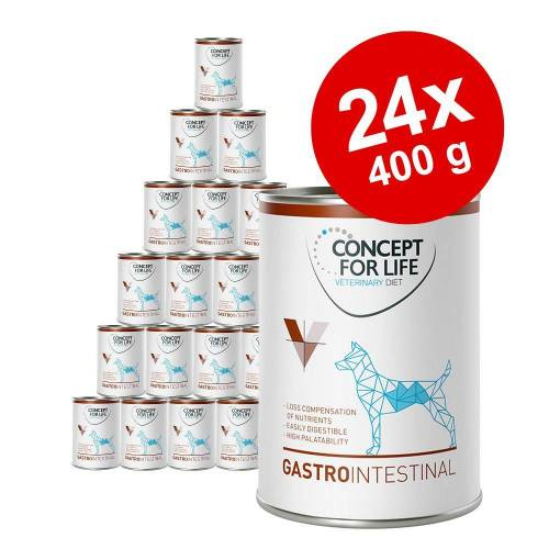 24 x 400 g Concept for Life Veterinary Diet Hypoallergenic Pferd Hundefutter nass