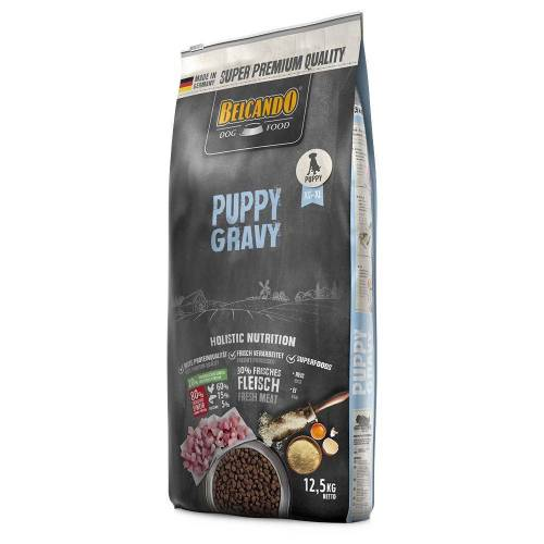 Belcando 2 x 12,5 kg Puppy Gravy Welpenfutter BELCANDO Hundefutter trocken