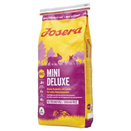 Josera 2 x 4,5 kg Josera MiniDeluxe Hundefutter trocken