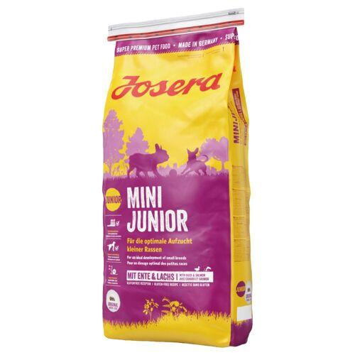 Josera 4,5kg MiniJunior Josera Hundefutter trocken