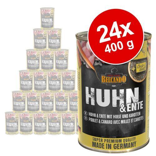 Belcando 24 x 400g Super Premium Mix 3 Sorten BELCANDO Hundefutter nass