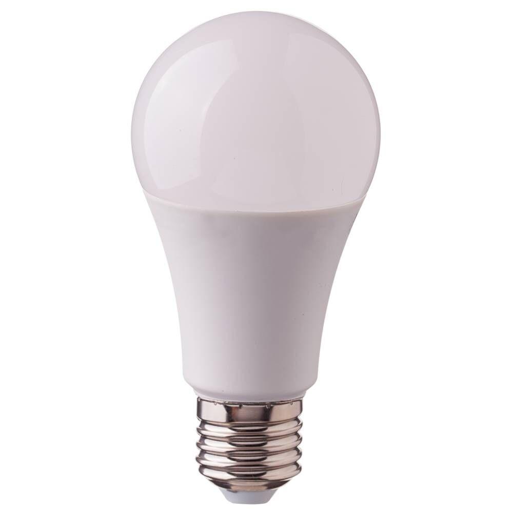 V-TAC E27 LED-Lampe 9 Watt 4000K A60 ersetzt 60 Watt