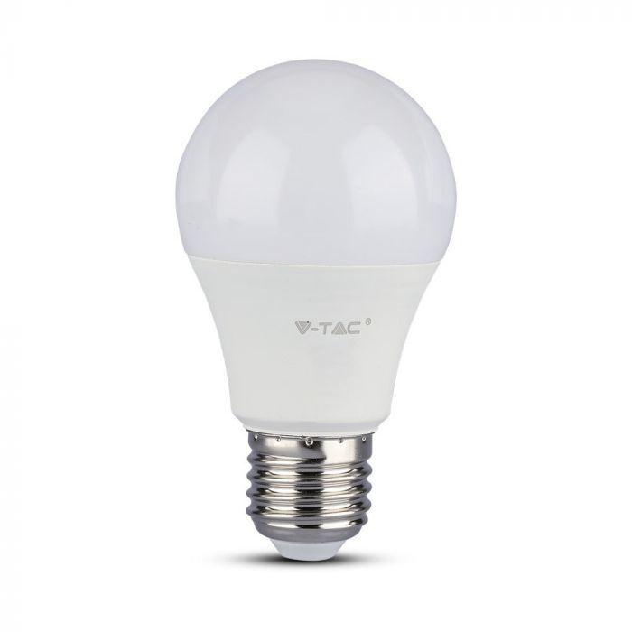 V-TAC E27 LED Lampe 9 Watt A58 Samsung 6400K ersetzt 60 Watt
