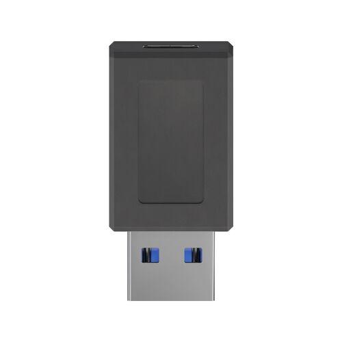 Goobay USB 3.2 GEN 1 (USB 3.0) Adapter - USB-C auf USB-A - 5Gbit/s - USB-Adapter - USB-C (M) auf USB-A (F) Adapter - 5Gbit/s - GEN 1 - schwarz