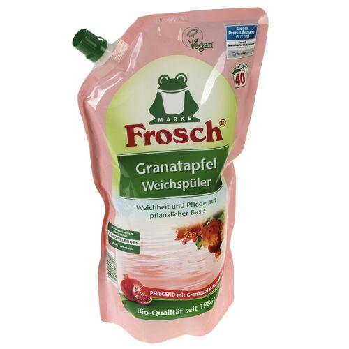 Frosch 3 x 1 Liter Frosch Granatapfel Weichspüler