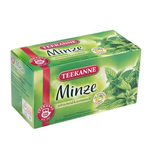 Teekanne 20 Beutel Teekanne Minze
