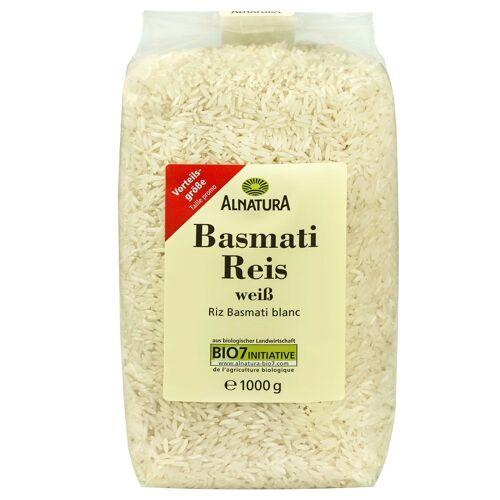 Alnatura 1 kg Alnatura Bio Basmati Reis weiß