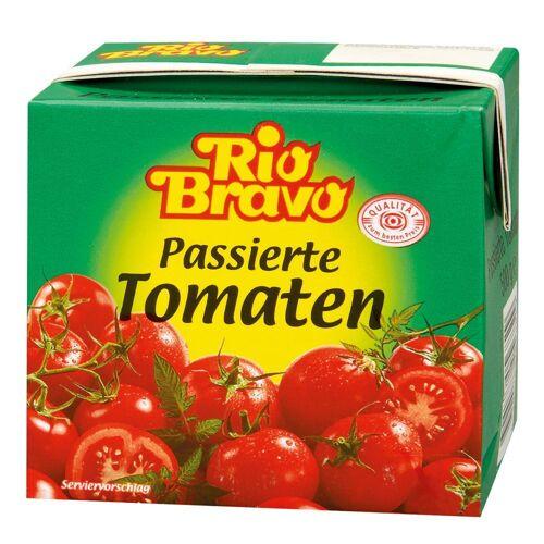 Rio 12 x 500 g Rio Bravo passierte Tomaten