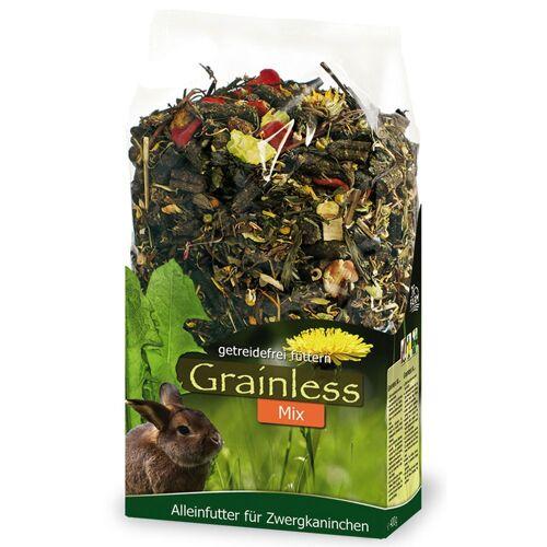 JR Farm JR Grainless Mix Zwergkaninchen - 1,7 kg
