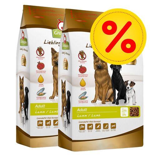 Granatapet 2 x 10kg Senior Pute GranataPet Hundefutter trocken