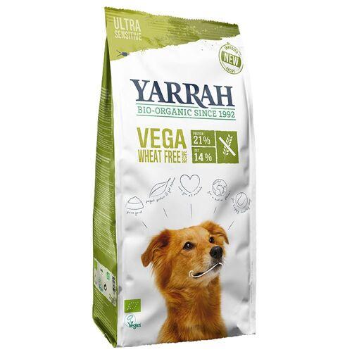 Yarrah 10kg Bio Vegan Weizenfrei Yarrah Hundefutter trocken
