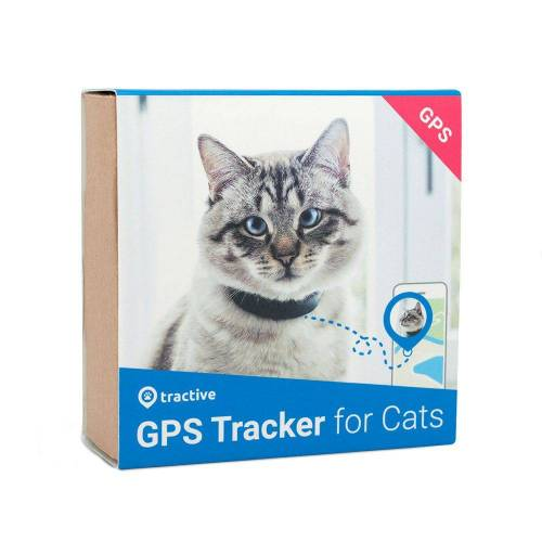 Tractive GPS Cat Tracker - Set