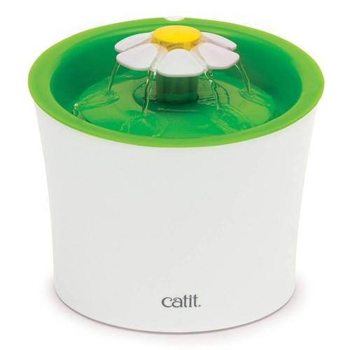 Catit 2.0 Flower Fountain - Trinkbrunnen 3 Liter