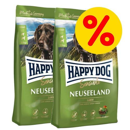 Happy Dog Supreme Fit & Well 2 x 12,5kg Fit & Well Senior Happy Dog Supreme Fit & Well