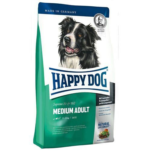 Happy Dog Supreme Fit & Well 2 x 12,5kg Adult Medium Happy Dog Supreme Fit & Well